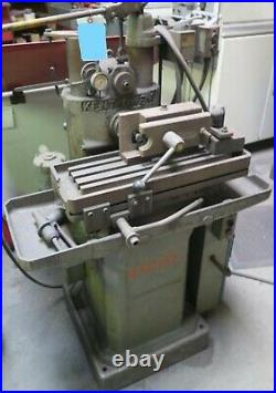 KENT OWENS HORIZONTAL MILL with 9 x 25 TABLE