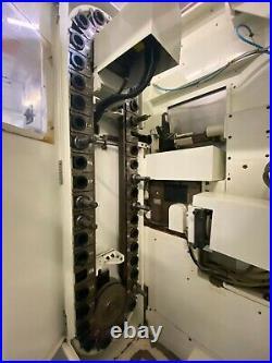 KITAMURA HX-300i HORIZONTAL MACHINING CENTER TSC 4TH AXIS 10K RPM HMC MORI OKUMA