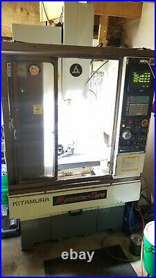 KITAMURA Mycenter -0 CNC YASNAC MX3 1 MEG MEMORY UPGRADE