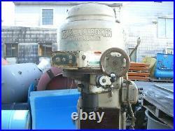 Kearney & Trecker 2 D Rotary Head Milling machine