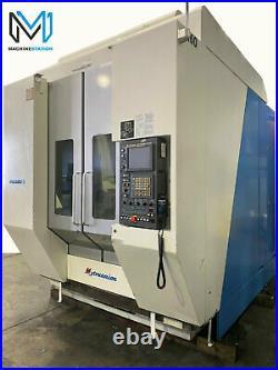 Kitamura Mytrunnion 5 Axis Cnc MILL Vertical Machining Center 20,000 RPM Dmg