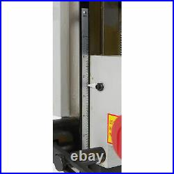 Klutch Mini Milling Machine 350 Watts, 1/2 HP, 110V
