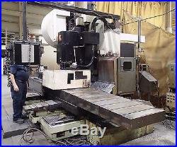 Kuraki KV-2000 Vertical Machining Center/ CNC Mill & Tooling