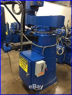 LAGUN FTV-3 CNC MILL AND MILLING MACHINE