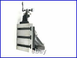 LATHE VERTICAL MILLING SLIDE SWIVEL BASE 4 x 5 High Quality free shipping