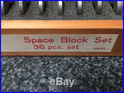 LOOK ROUND SPACER GAUGE BLOCK SET