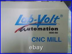 Lab Volt Automation 5600-B0 CNC Mill