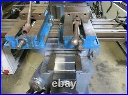 Lagun Cnc MILL Prototrak Power Draw Bar, Loads Of Tooling