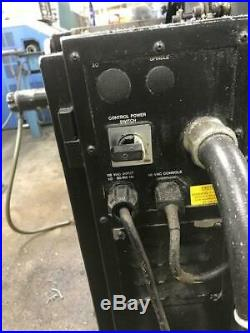 Lagun FTV-2 CNC Knee Mill, 2002 Anilam 3000 M Control