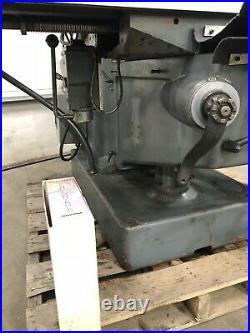 Lagun FTV-3 CNC 3 axis milling machine 11x54 3hp variable speed Anilam 3000m
