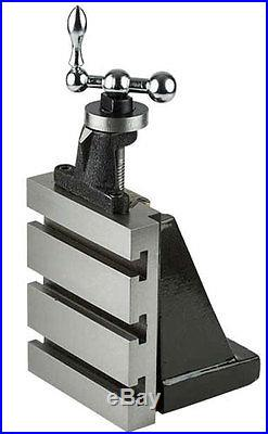Lathe Vertical Milling Slide Attachment Fixed Base Suitable For Myford 7 Series