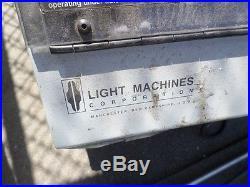 Light Machines Corp, Spectralight Mini CNC Tabletop Lathe Mill Machine #1
