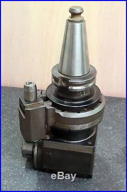 Lyndex ER25 Right Angle Head CAT40