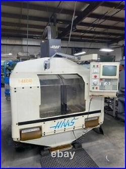 MAKE OFFER 1990 Haas VF-1 Vertical Machining Center VMC CNC