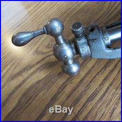 MASTERCRAFT 7 MILLING DRILLING XY COMPOUND TABLE CRAFTSMAN ATLAS SOUTH BEND
