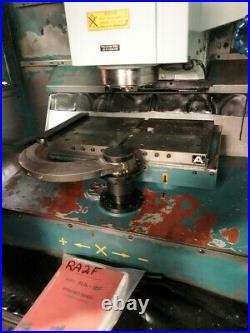 MATSUURA #RA II F VERTICAL MACHINING CENTER See Video