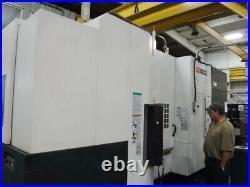 MAZAK Nexus HCN-6000-II Dual Pallet Horizontal Machining Center 2006