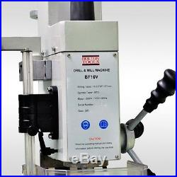 METALWORKING MILLING MACHINE 20 x 5 1/2 VARIABLE SPEED MILL DRILL