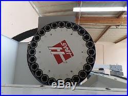 MFG 11/2006 HAAS VF-3B VF3B VF3 CNC MILL 4th & 5th AXIS READY LMSI VIDEO