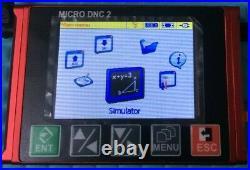 MICRO DNC2. USB Reader to RS232, DNC solution for all CNC machine, drip feed DNC