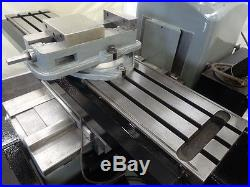 MILLPORT 10 x 50 CNC Vertical Knee Mill