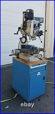 MSC milling machine w\dro