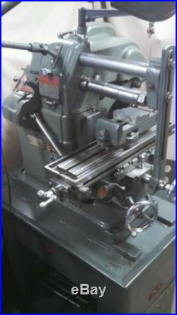 Machinist Atlas Horizontal Milling machine with tooling nicest one around