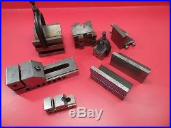 Machinist Milling/Grinding Tools V Blocks, Vises, Other