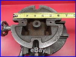 Machinist Milling Tool 8 Cross Slide Rotary Table, Craftsman