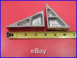 Machinist Milling Tool Jergens Help-Set Step Blocks Kit #HS-1