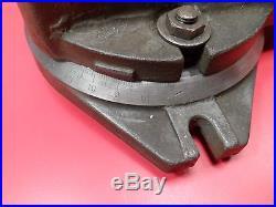Machinist Tool Original Benchmaster Milling Vise