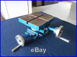 Machinist Tooling Tool Room Vertical Mill Milling Drilling Precision Vise Table