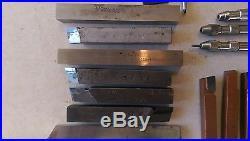 Machinist's tools 60+ pieces Mill Lathe Drill Press CNC Fabrication Starrett