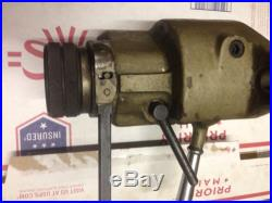 Machinist tool, 5C lever indexing head, bridgeport milling machine