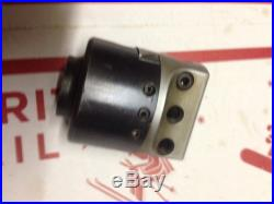 Machinist tool, Criterion DBL-202 boring head, bridgeport milling machine