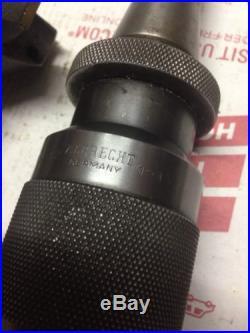 Machinist tool, R8 shank drill chucks, bridgeport milling machine