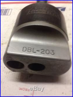 Machinist tool, criterion DBL-203 Boring Head, bridgeport milling machine