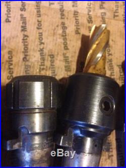 Machinist tools, universal eng. Kwik switch 200 tool holders