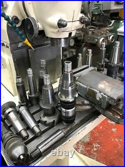 Maho Mh 600 Conventional Milling Machine