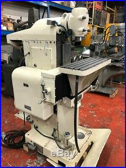 Maho Mh 600 Conventional Milling Machine Similar To Deckel Fp1 Or Fp2