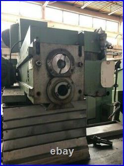 Maho Model MH600-C Universal CNC Milling machine