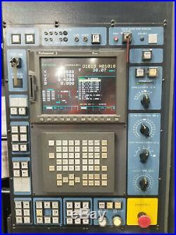 Makino A55e, Pro3, Full 4th, Cnc Horizontal Machining Center, New 2002 Ag