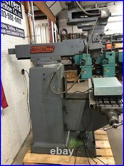 Marena Milling Machine WithDRO