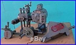 Master Portable Mill, Slotter, Internal/external Grinder Includes Lathe Adapter