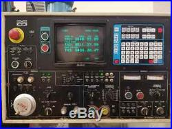 Matsuura MC-500V2 CNC Milling Machine Yasnac 500 Cutting Hours Tooling