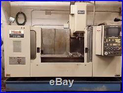 Mazak CNC Vertical Milling Machine VTC20B
