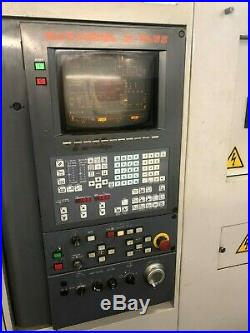 Mazak HTC 400 CNC Horizontal Machining Center