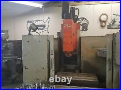 Mazak Vtc-41 Cnc Vertical Milling Machine
