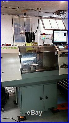 Mikini 1610L CNC Milling Machine