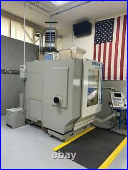 Mikron Vcp 600 42000 RPM Spindle Laser And Self Lube System